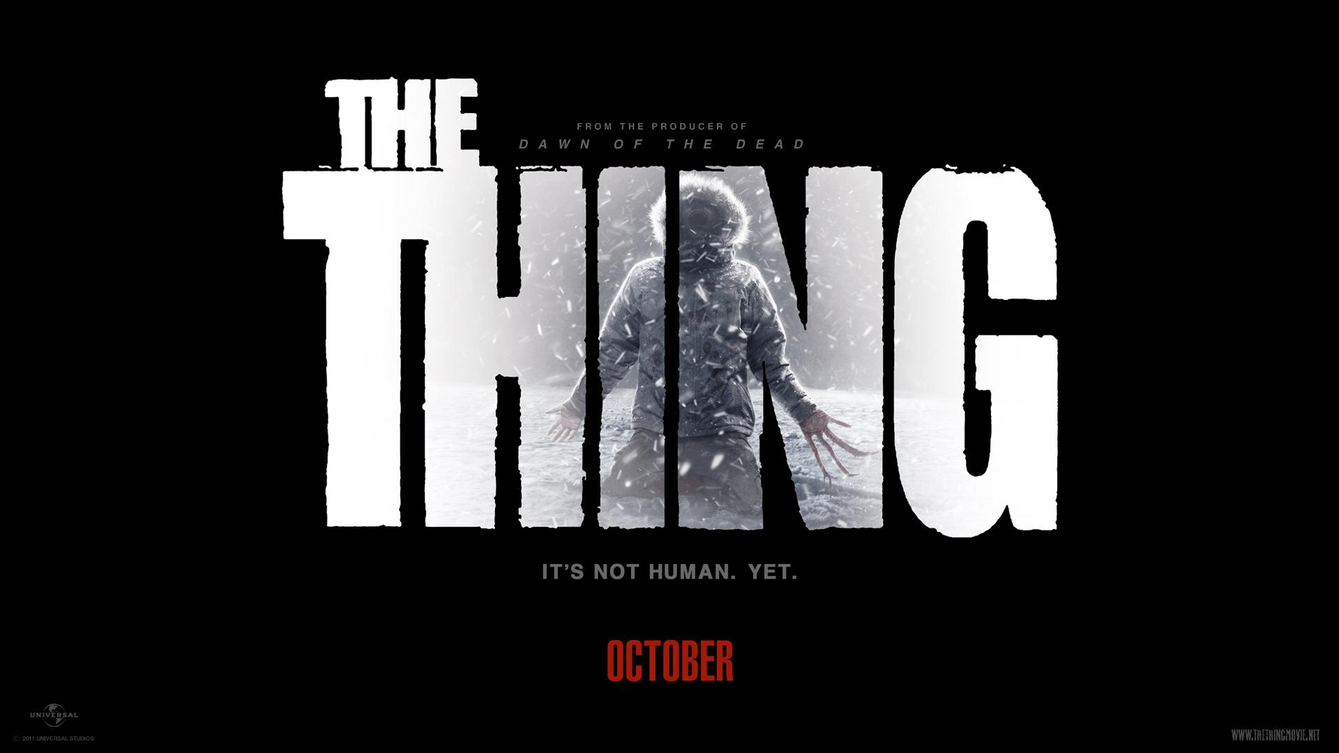 The Thing - A dolog (1982/2011)