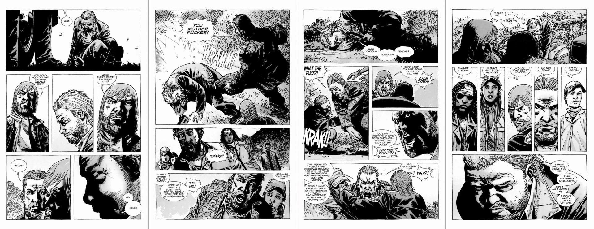 The Walking Dead képregény 12. kötet 02. kép