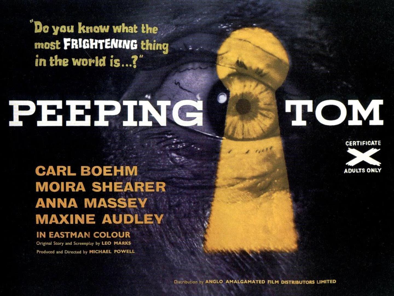 Kulisszák mögött XXVI. 13 érdekesség a Peeping Tom / Kamerales című filmről
