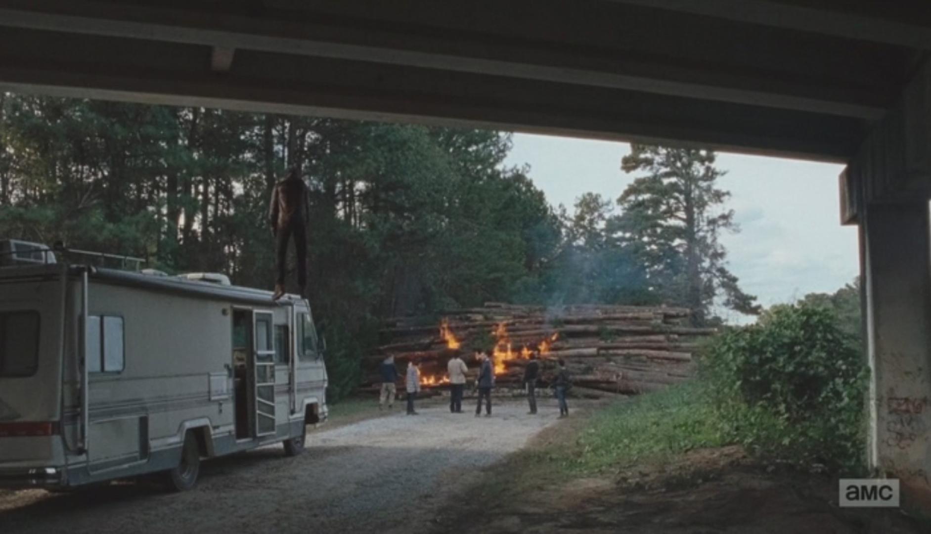 The Walking Dead 6x16 6. kép
