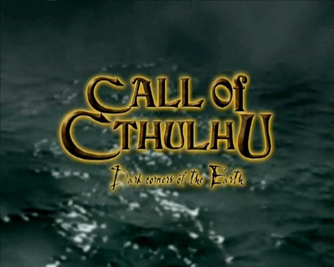 Call of Cthulhu: Dark Corners of the Earth (2005) 1. kép