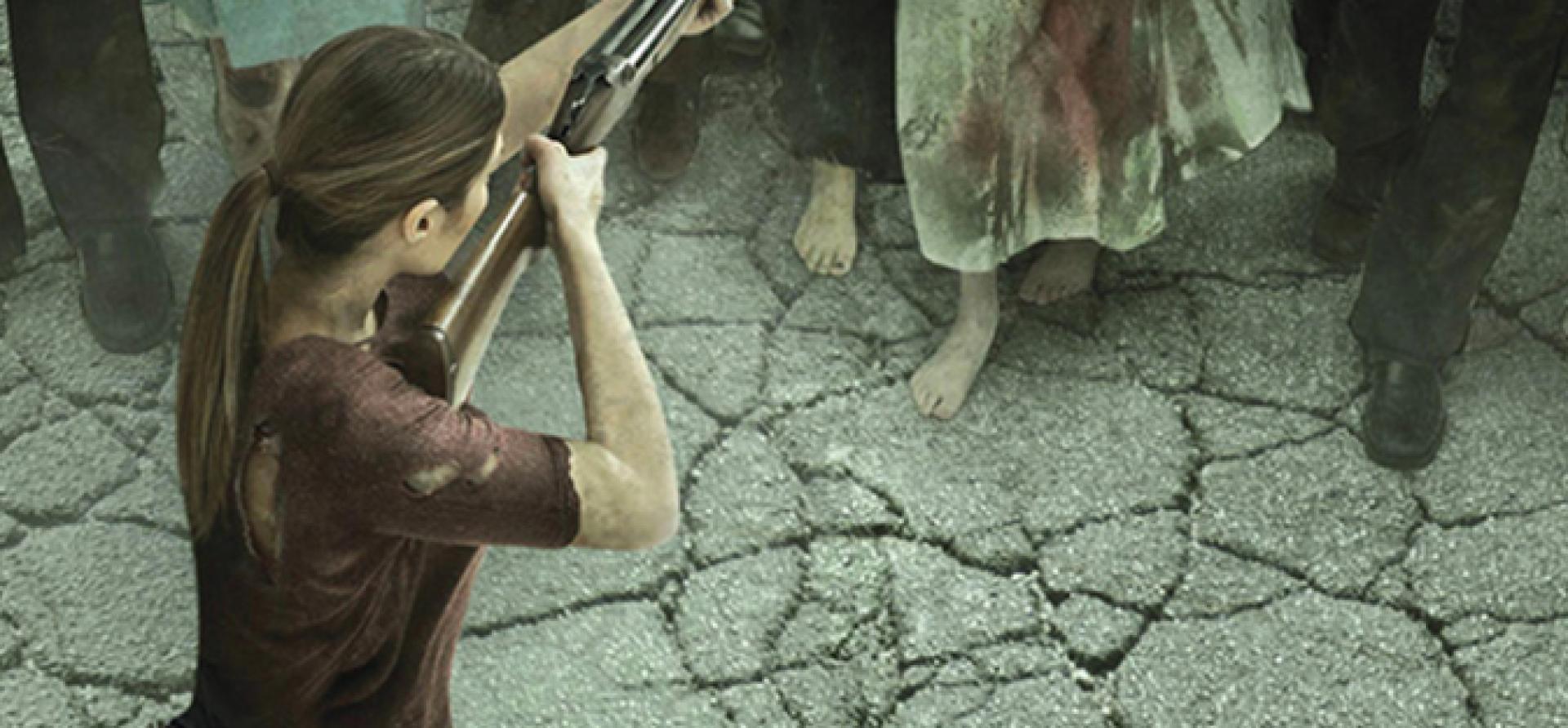 Októberben kerül a boltok polcaira a The Walking Dead: Invasion regény