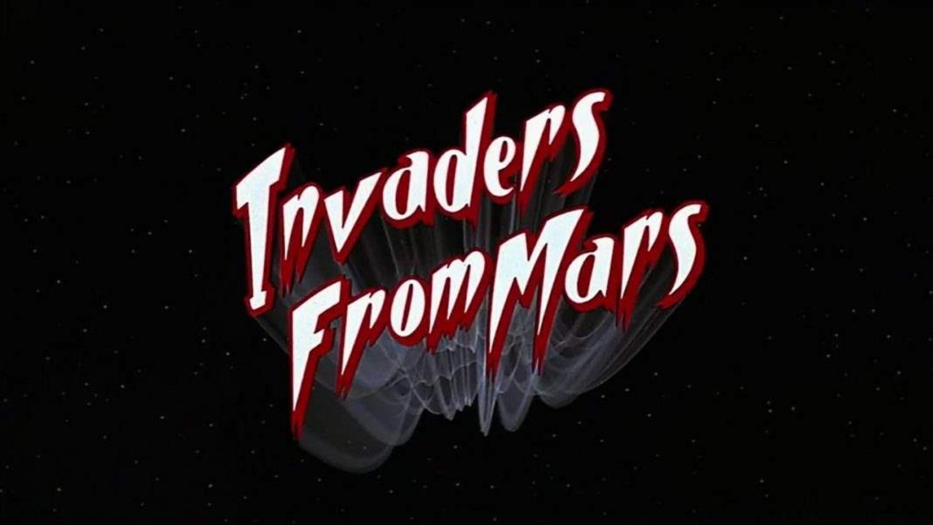 Invaders from Mars - Támadók a Marsról (1986)