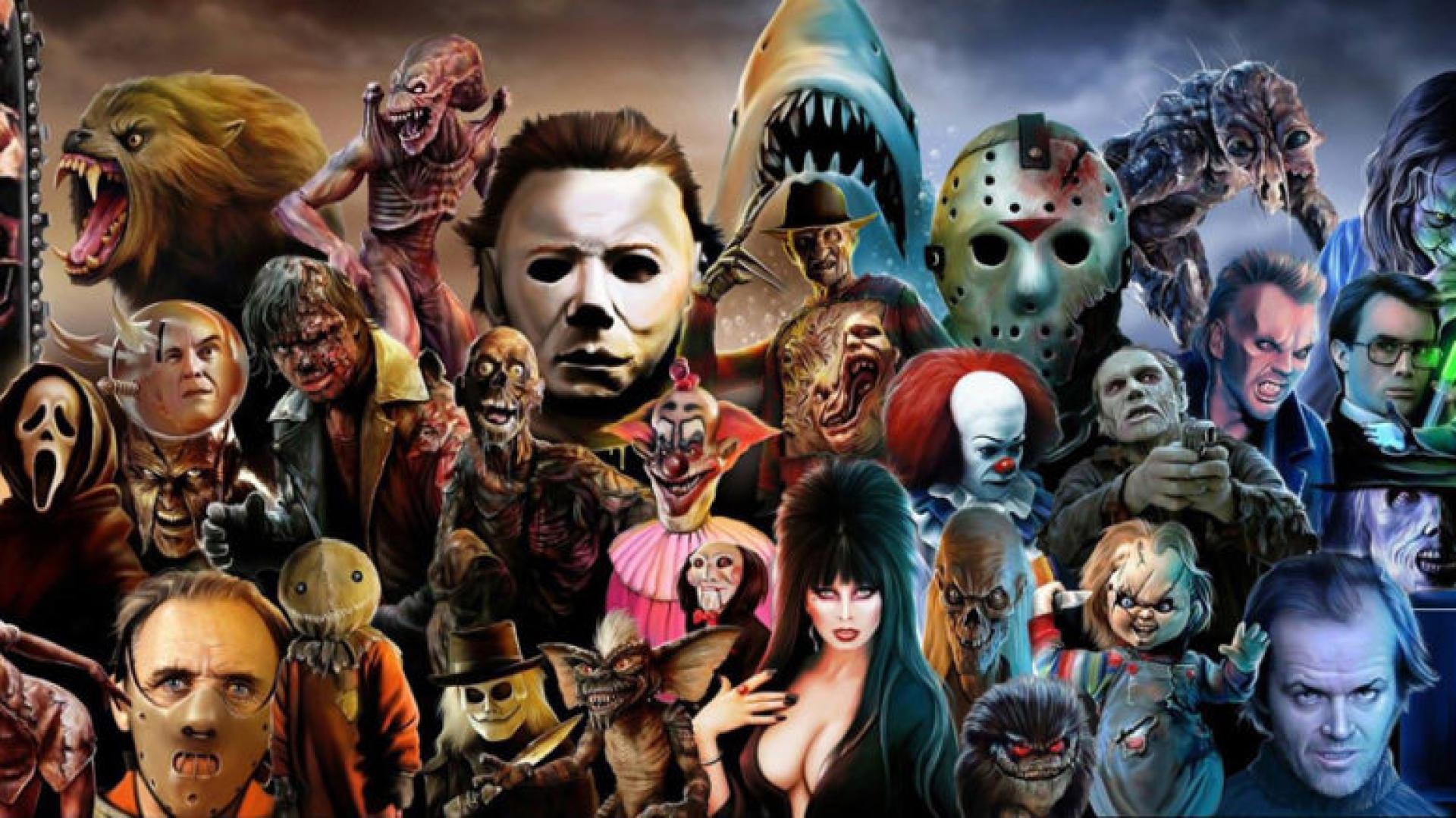 A tíz legikonikusabb horrorrém
