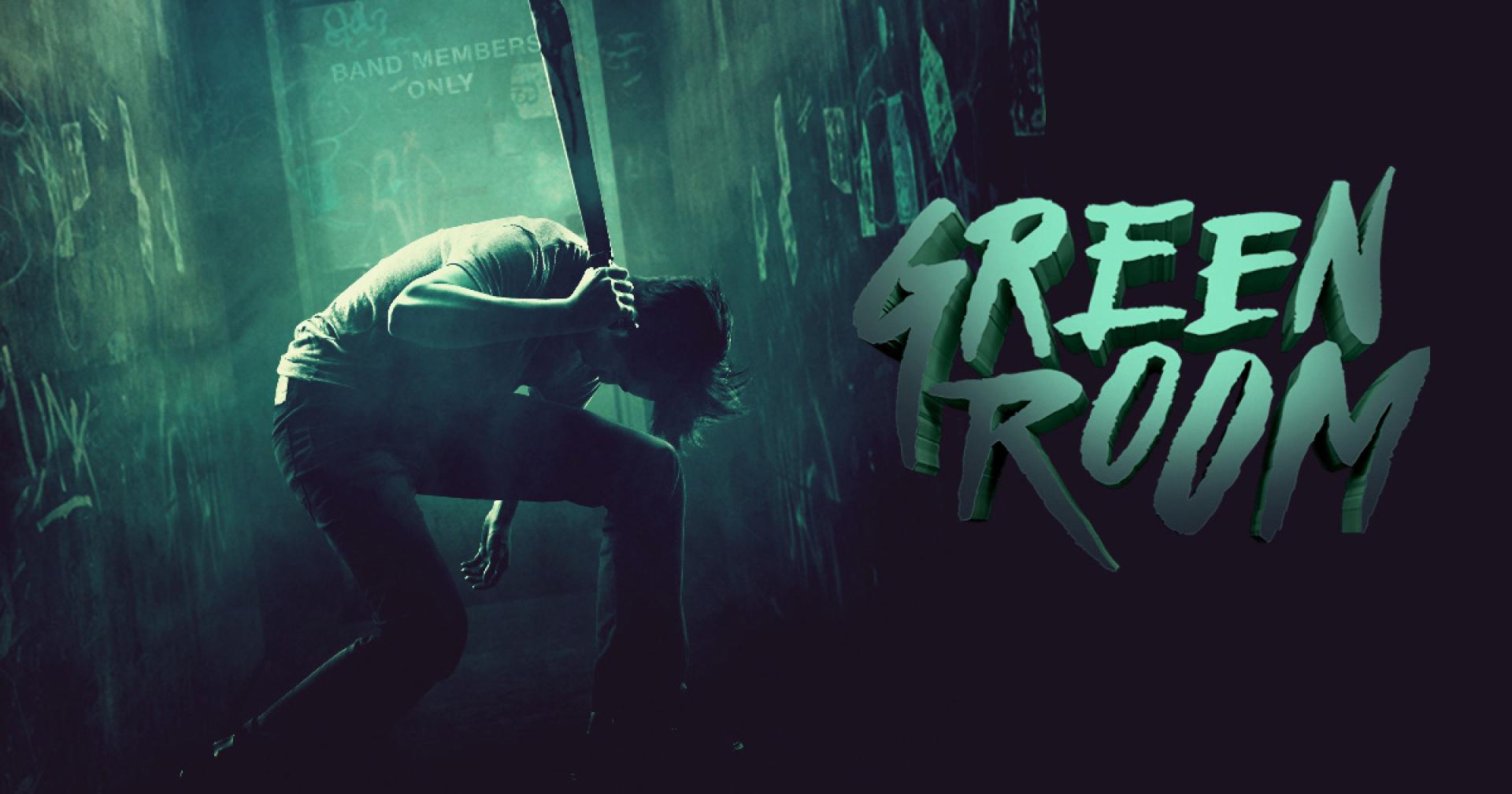 Green Room - Zöld szoba (2015)
