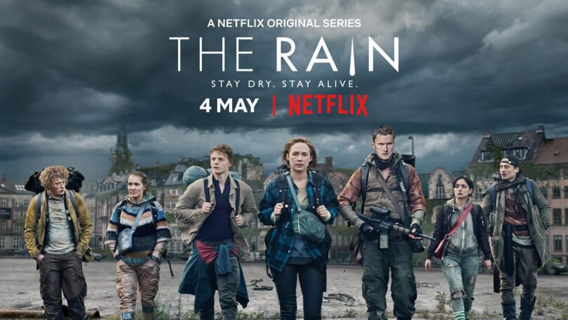 Előzetes - The Rain