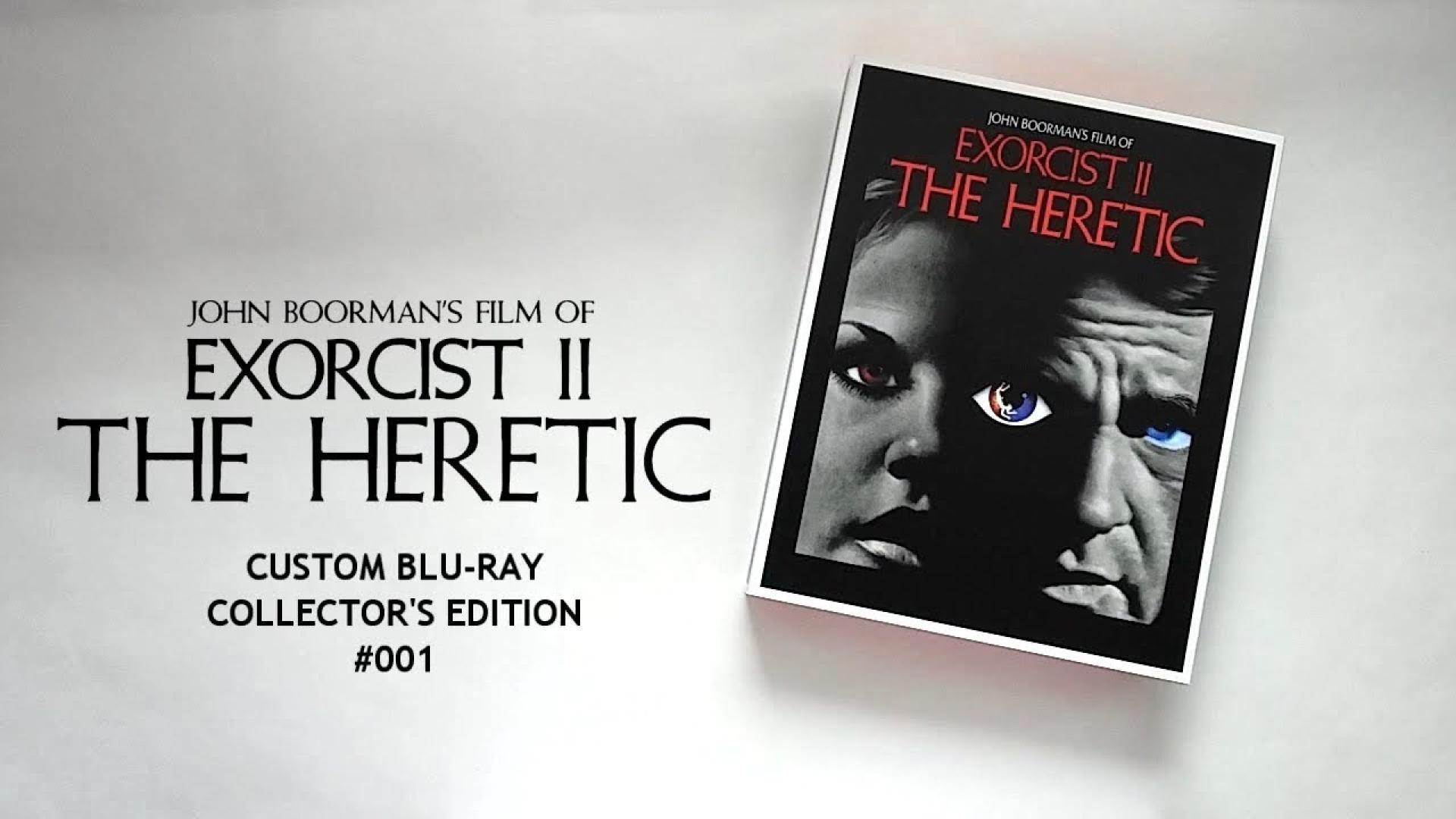 The Exorcist II: The Heretic - Az ördögűző 2: Az eretnek (1977)