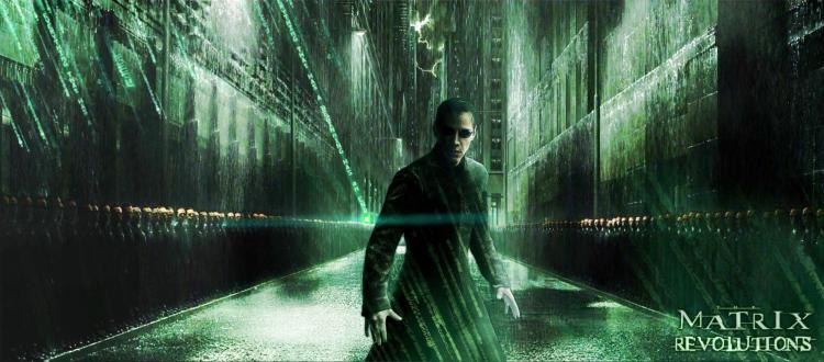 The Matrix - Revolutions -  Mátrix - Forradalmak (2003) - Sci-fi