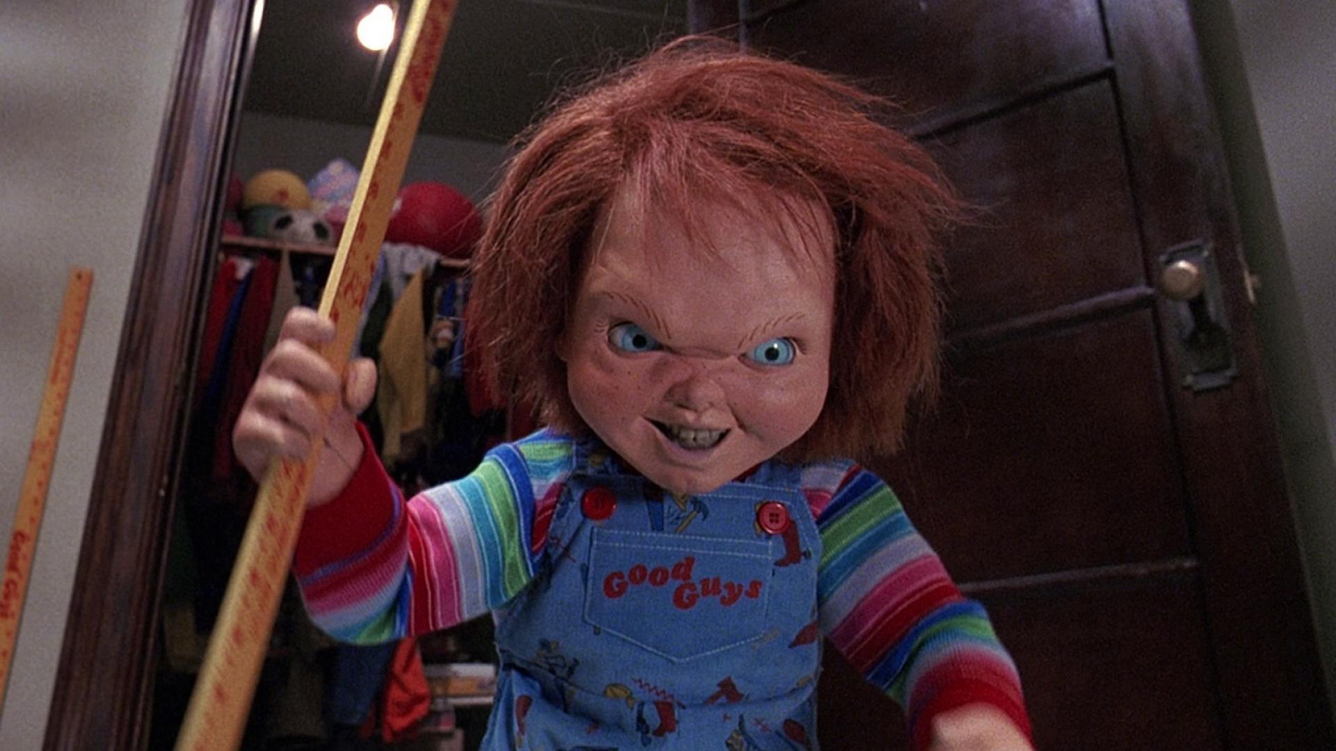 Jön a Chucky sorozat