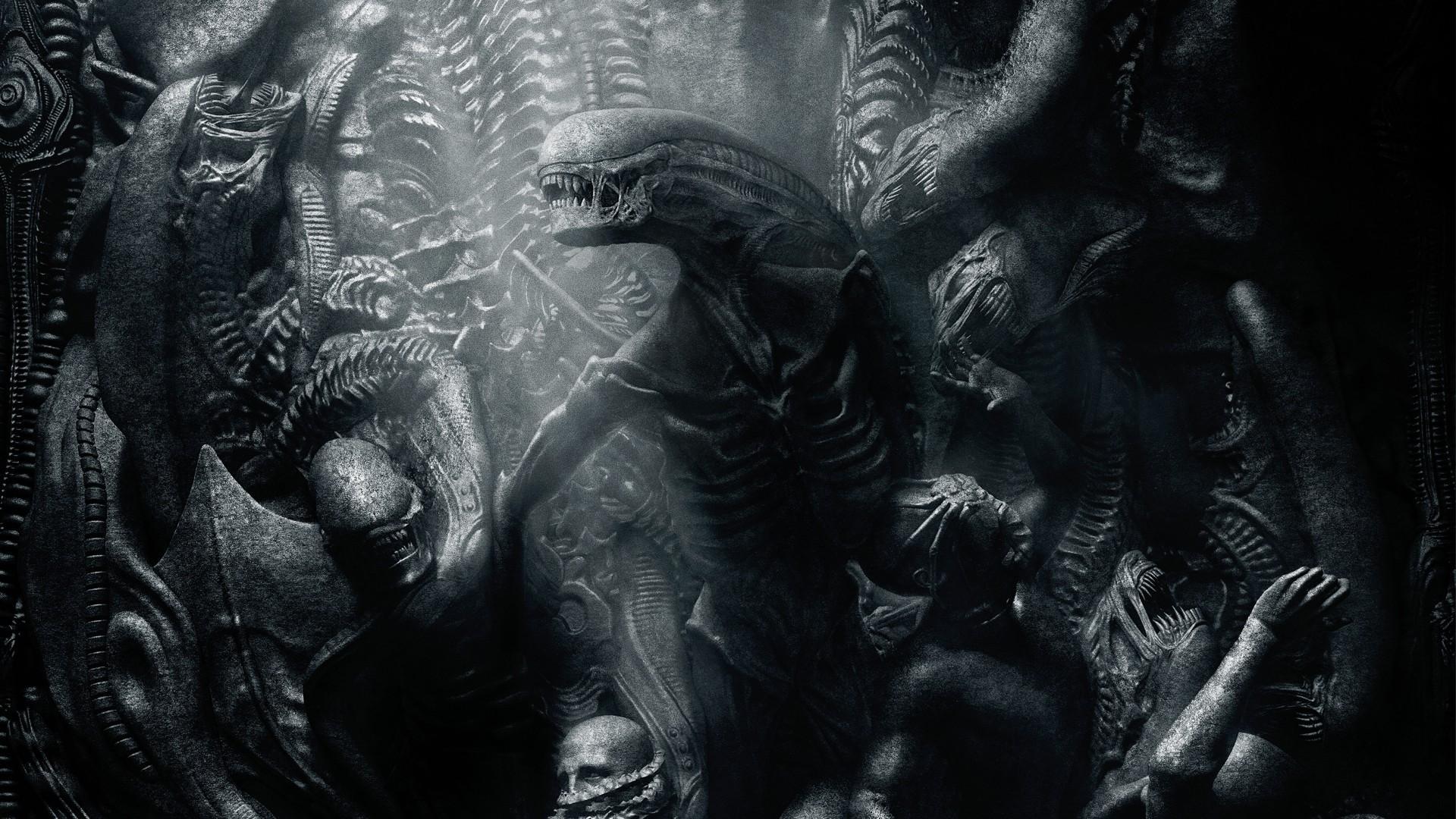 Az Alien-univerzum teremtményei