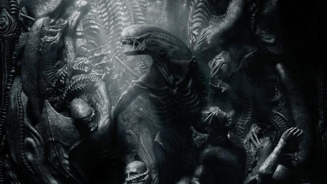 Az Alien-univerzum teremtményei - Hullajó