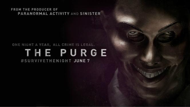 The Purge - A bűn éjszakája (2013) - Disztópia