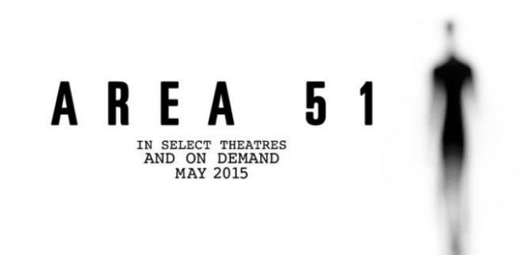 Area 51 - 51-es körzet (2015) - Földönkívüli