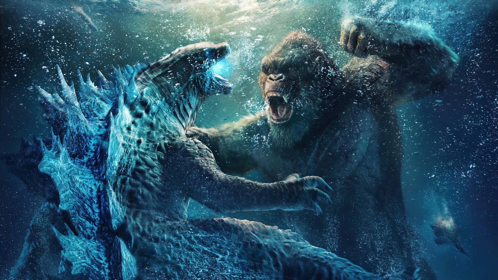 Godzilla Kong ellen - Godzilla vs. Kong (2021)