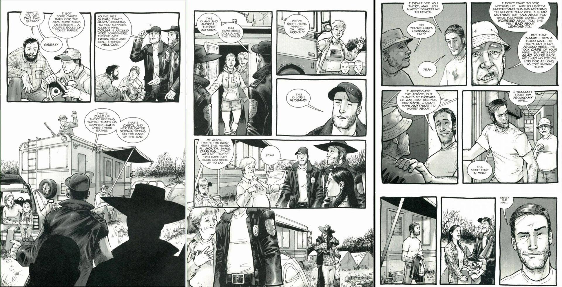 The Walking Dead: 1. kötet 8. kép