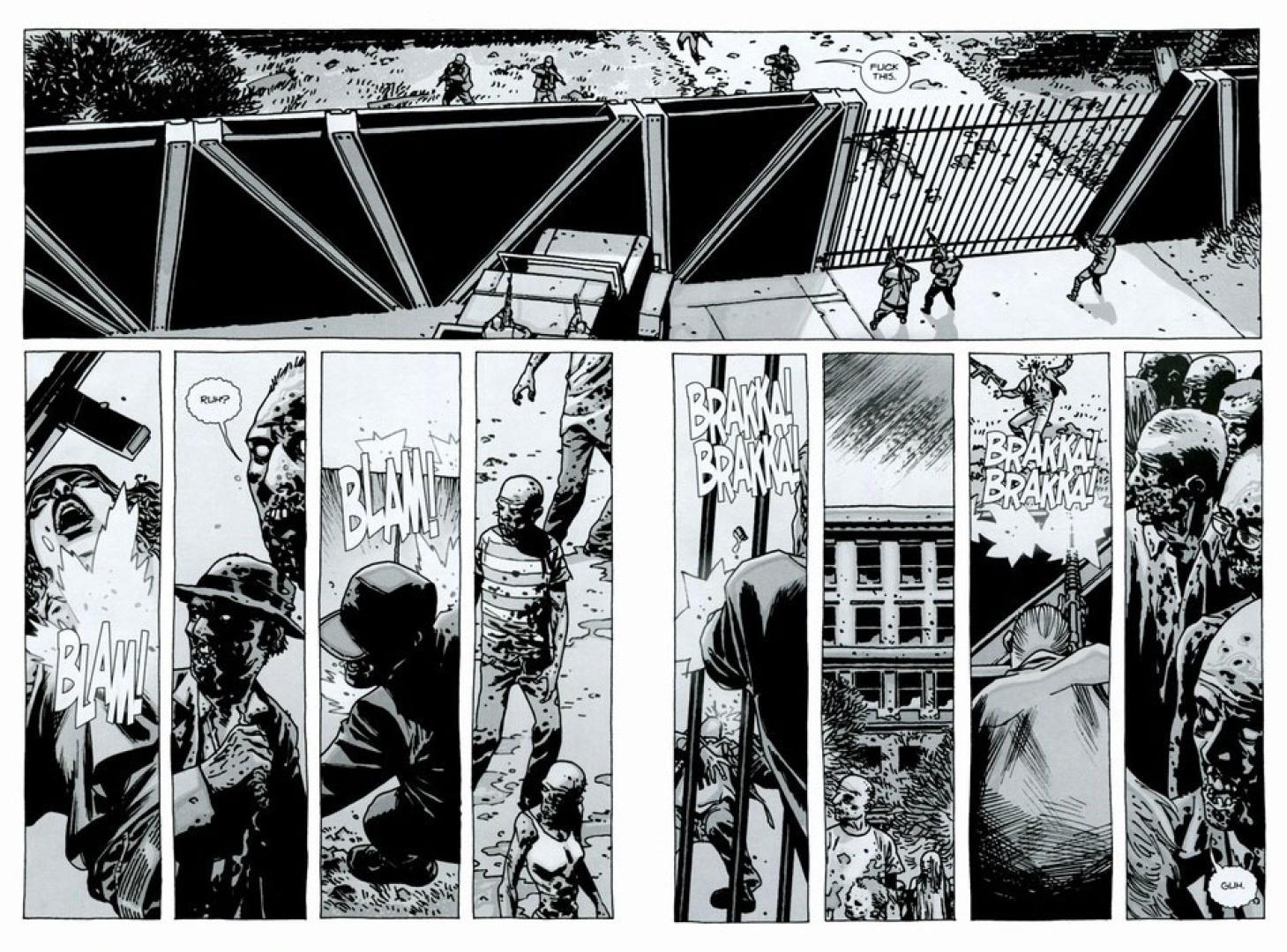 The Walking Dead képregény 13. kötet 08. kép