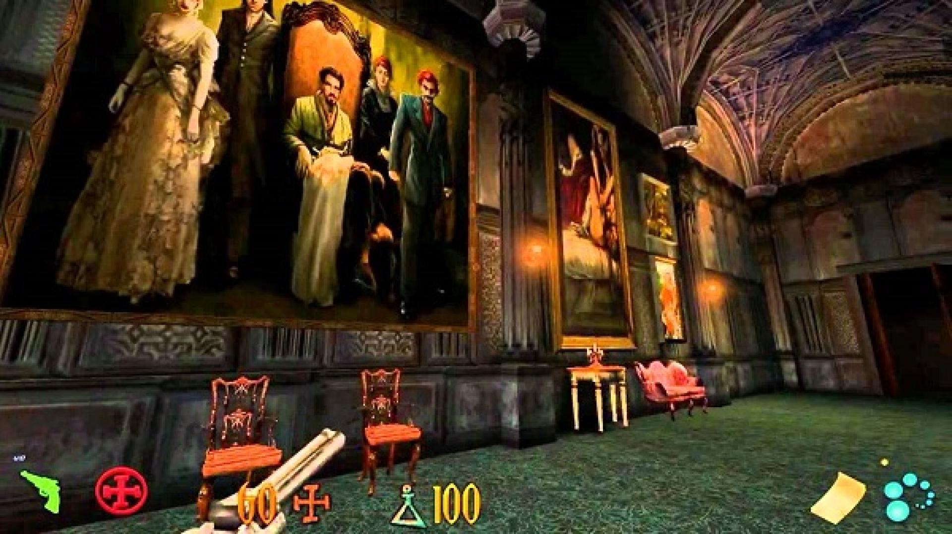 Clive Barker's Undying (2001) 2. kép