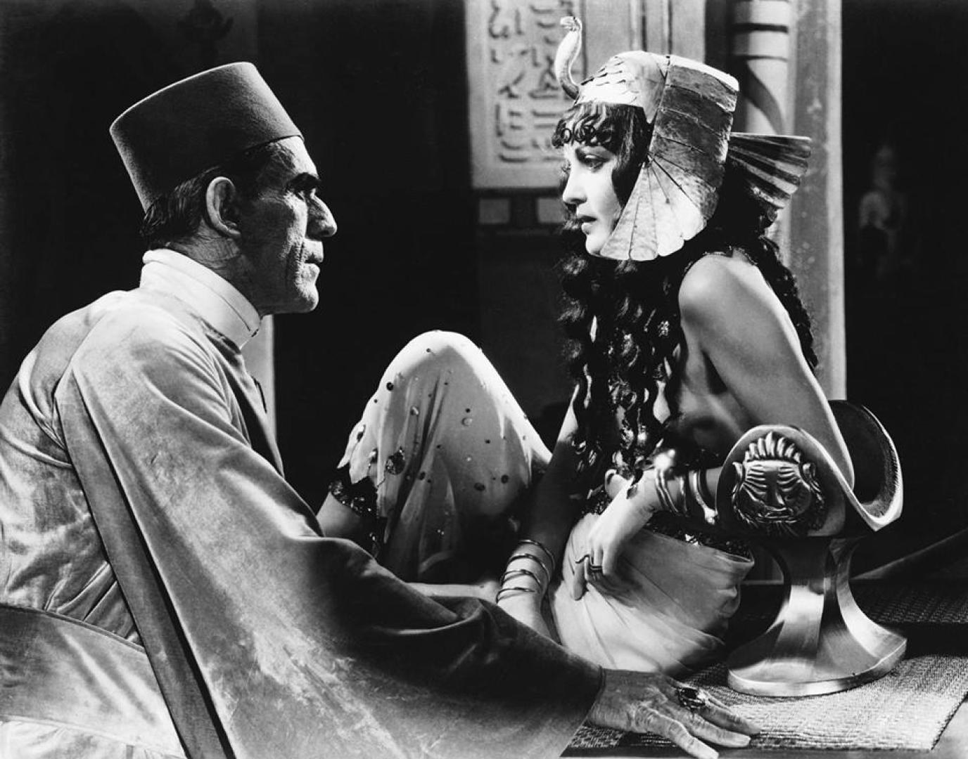 The Mummy - A múmia (1932) 1. kép