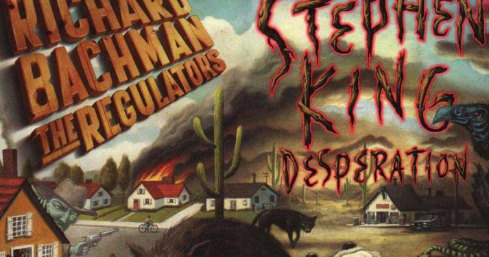 Stephen King – Rémület a sivatagban (1996) - Regény