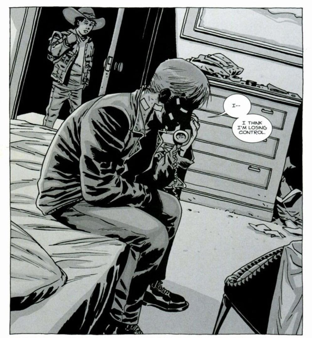 The Walking Dead képregény 13. kötet 06. kép