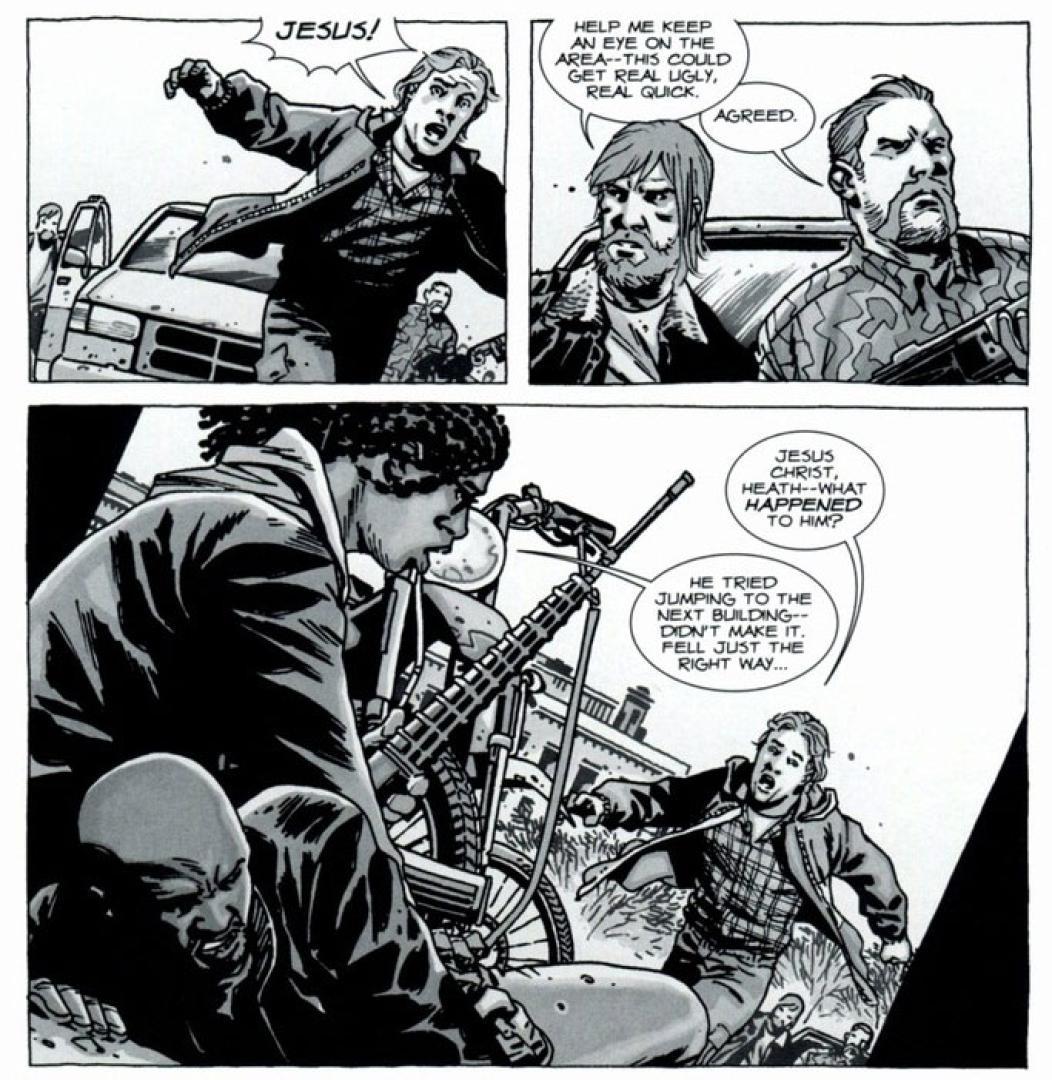 The Walking Dead képregény 12. kötet 05. kép
