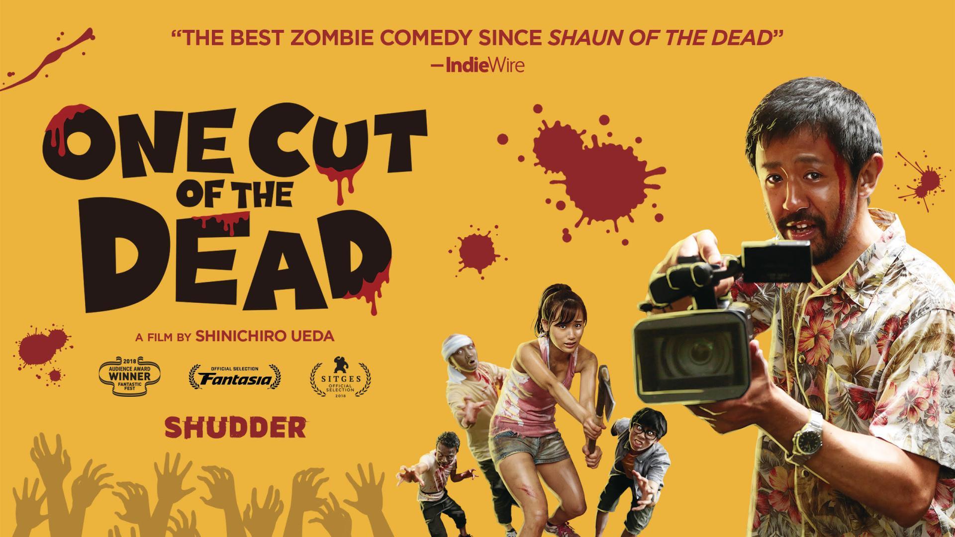 Kamera wo tomeruna! / One Cut of the Dead (2017)