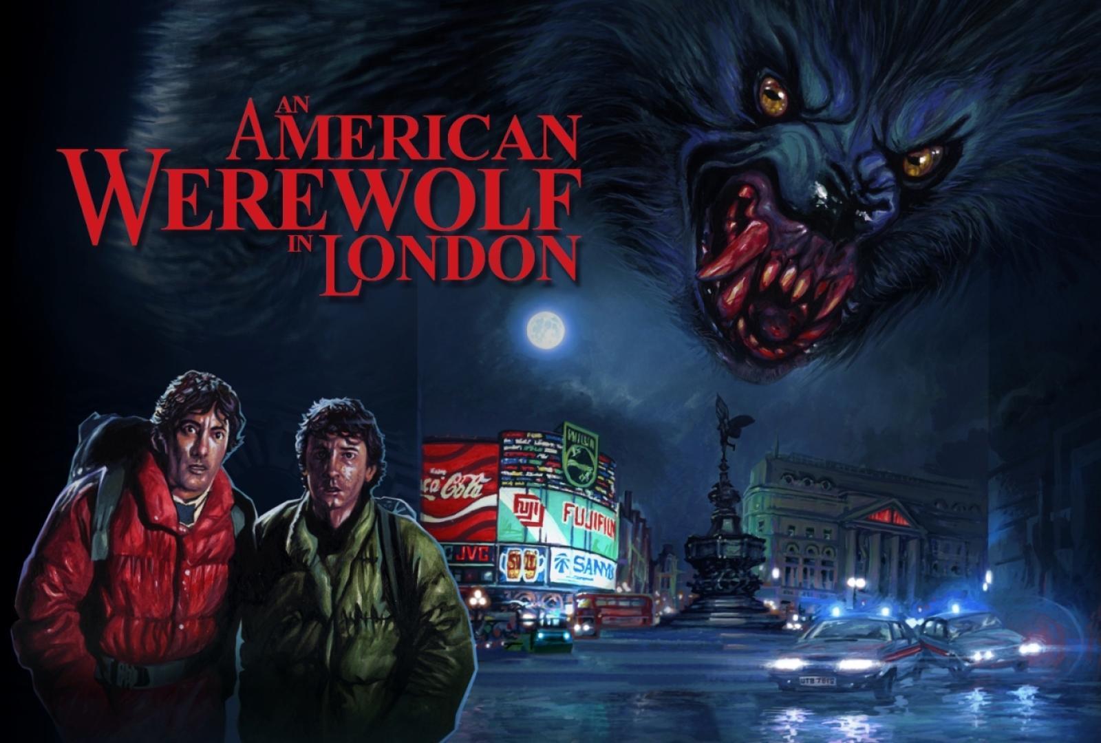 An American Werewolf in London - Egy amerikai farkasember Londonban (1981)