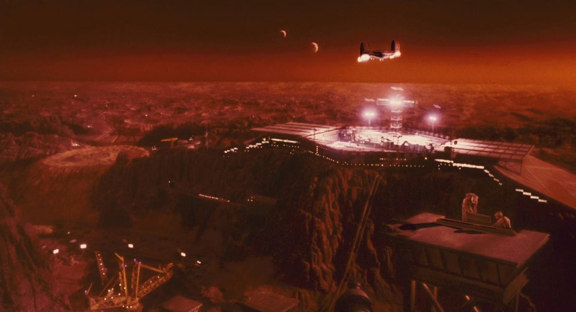 Total Recall (1990) 1. kép