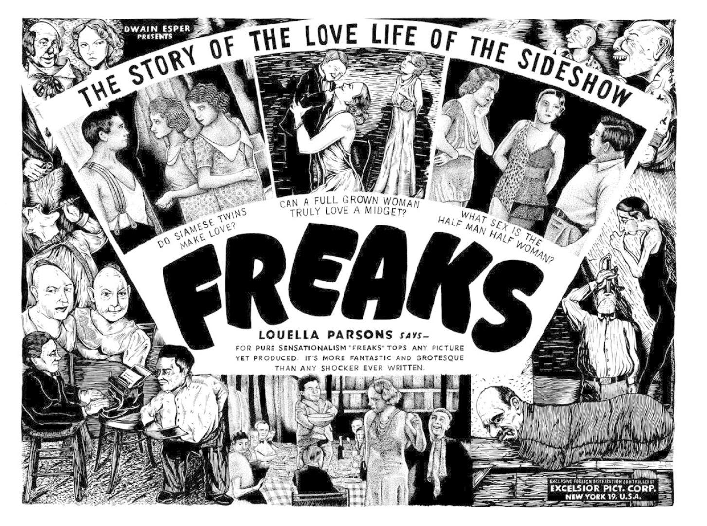 CreepyClassics XI. Freaks – Szörnyszülöttek (1932)