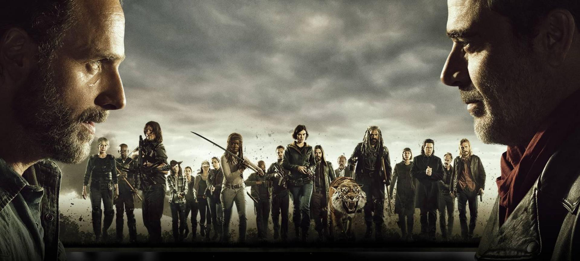 Csökken a The Walking Dead nézettsége