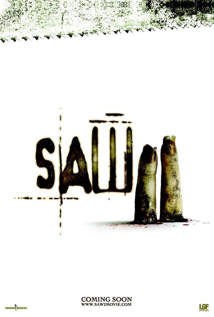 Saw II - Fűrész 2 (2005)