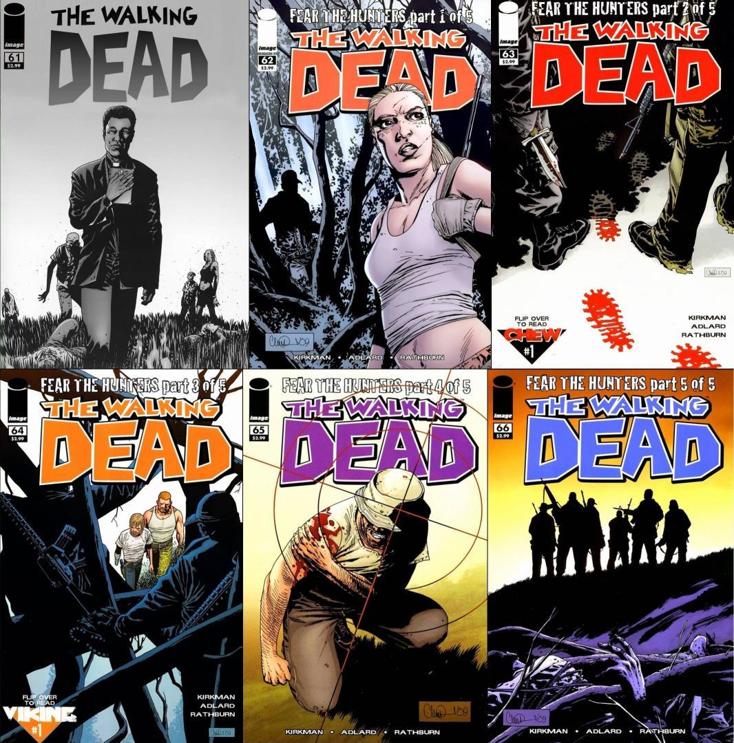 The Walking Dead 11. kötet 11. kép