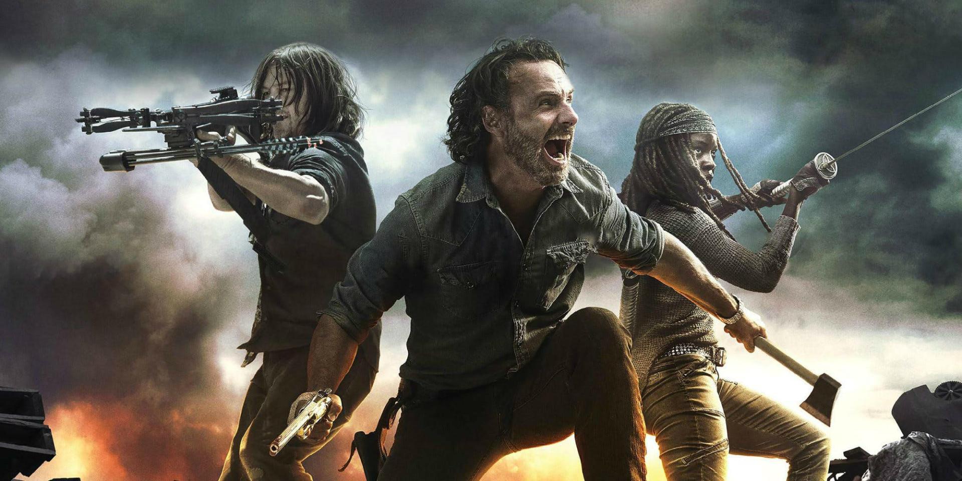 Új lendületet vesz a The Walking Dead?