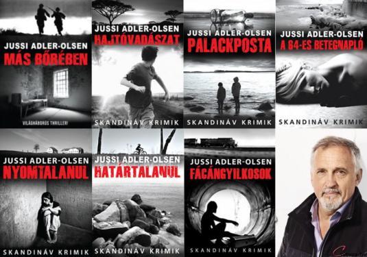 Jussi Adler-Olsen: Palackposta (2009) - Regény
