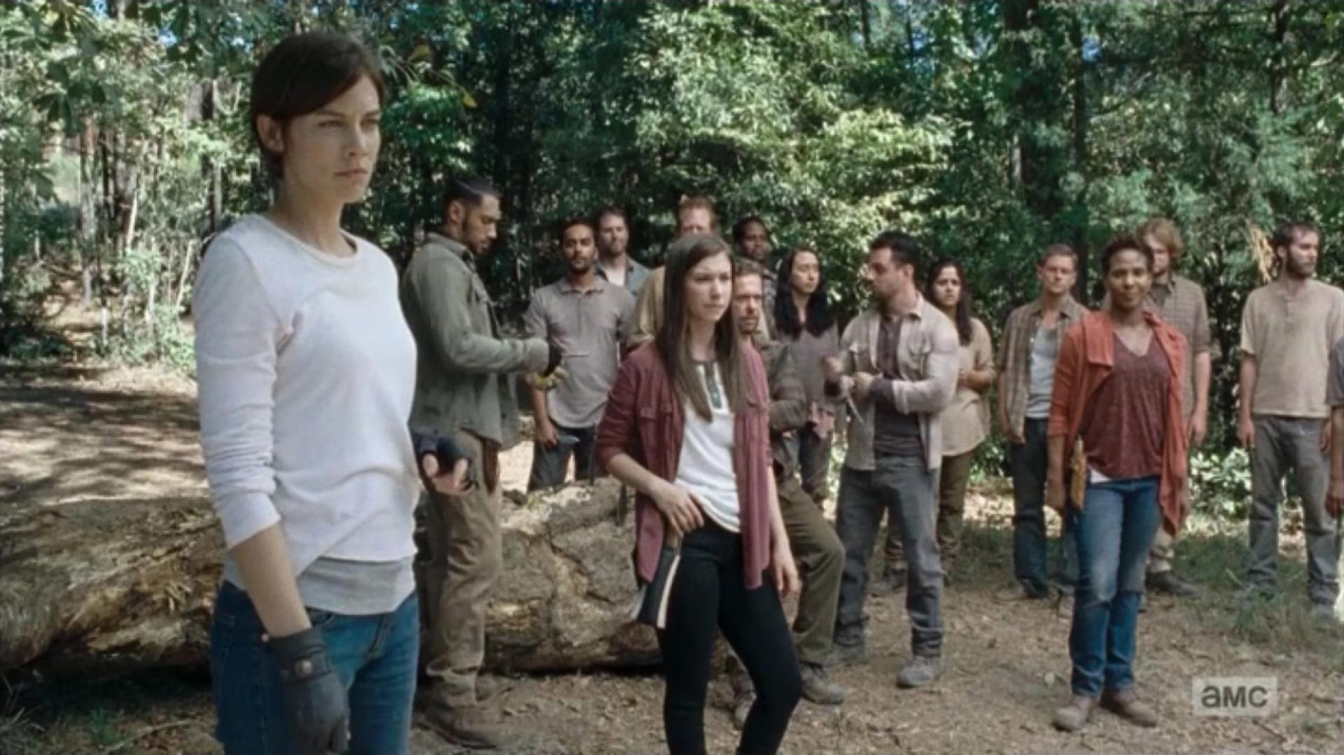 The Walking Dead 7x14 1. kép