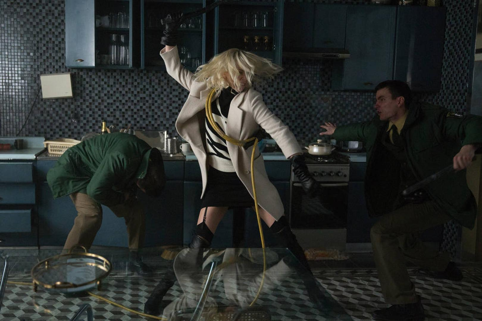 Atomszőke - Atomic Blonde (2017) 1.kép