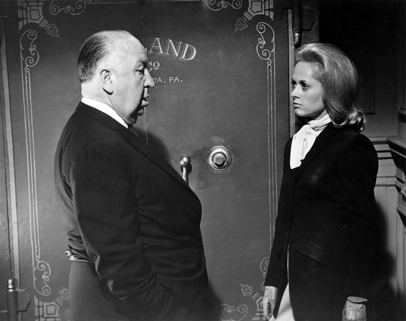 Hitchcock és Tippi Hedren kapcsolata
