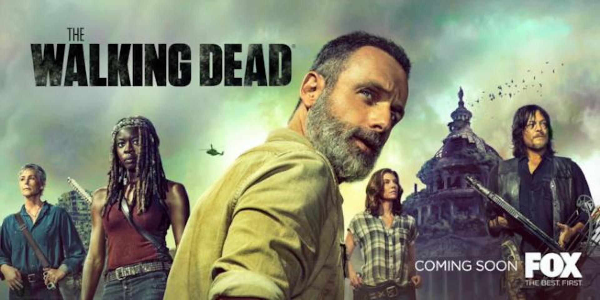 Új előzetest kapott a The Walking Dead