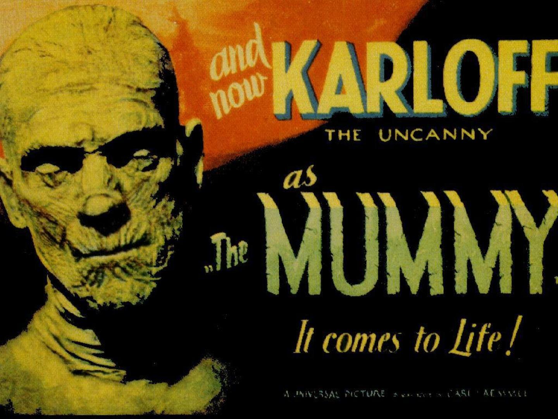 CreepyClassics III. - A múmia (1932)