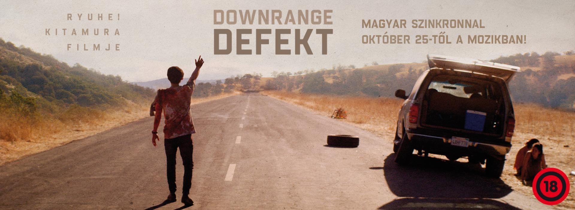 Downrange – Defekt (2017)