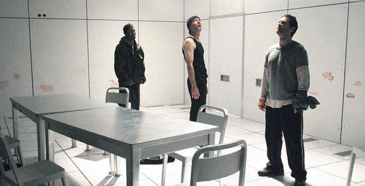 The Killing Room - A gyilkos szoba (2009) - Thriller