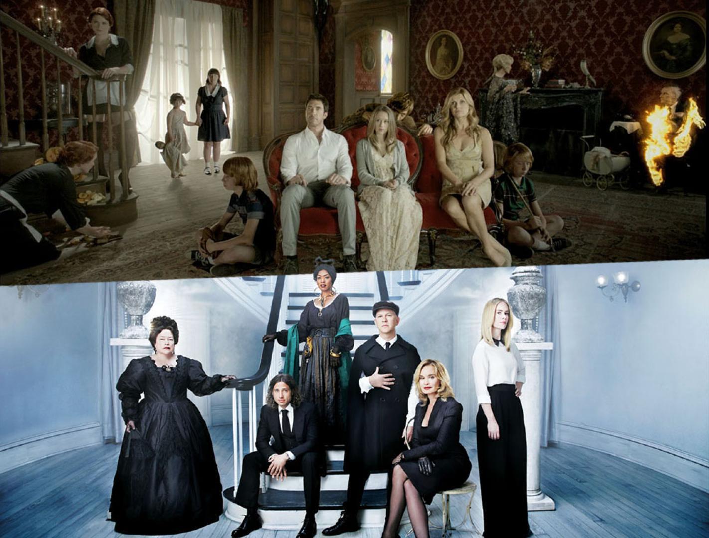 Mégis a Murder House/Coven crossover lesz az AHS nyolcadik évada?!