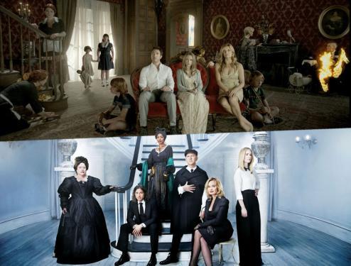 Mégis a Murder House/Coven crossover lesz az AHS nyolcadik évada?! - Hírzóna