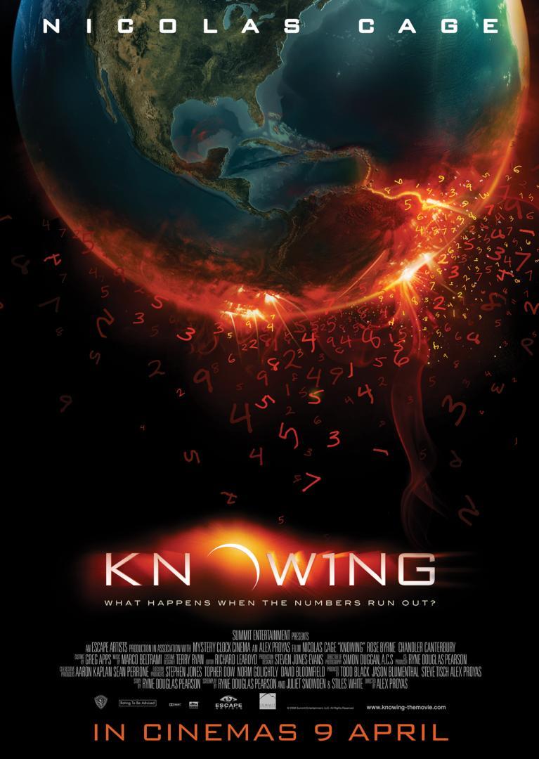 Knowing - Képlet (2009)