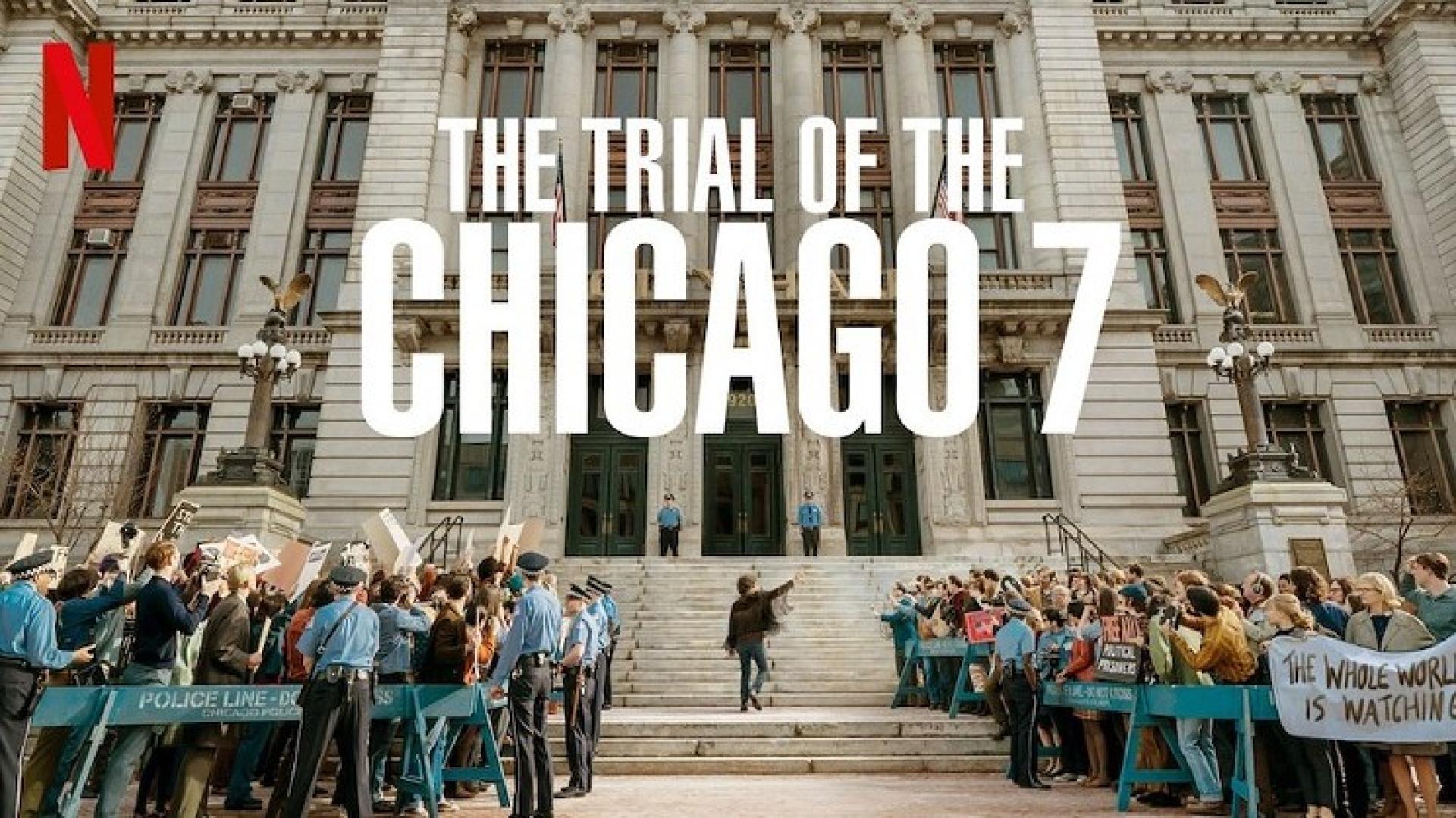 The Trial of the Chicago 7 / A chicagói 7-ek tárgyalása (2020)
