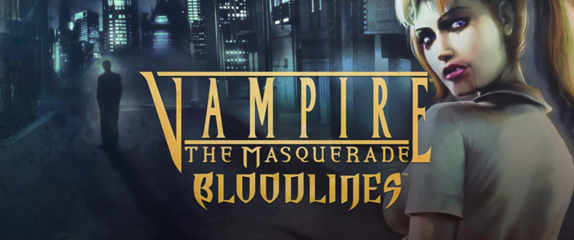 Vampire: The Masquerade - Bloodlines (2004)