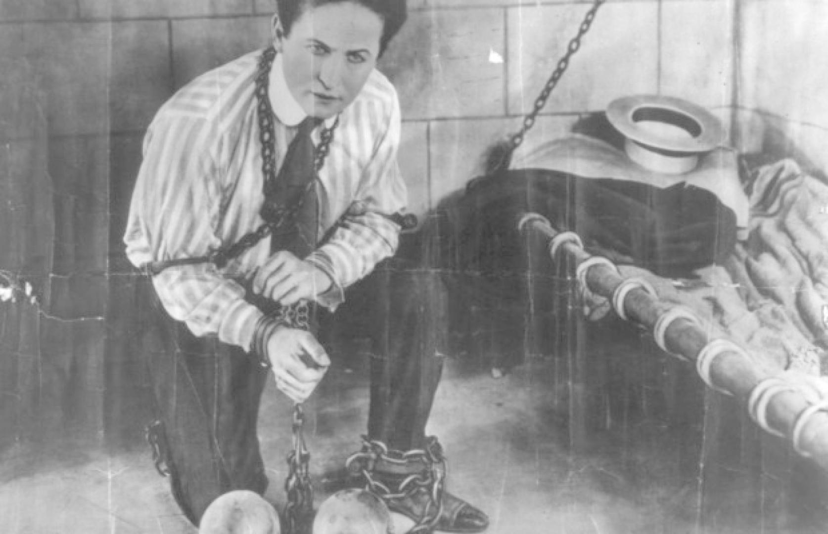 Houdini és Doyle természetfeletti ügyeket vizsgál