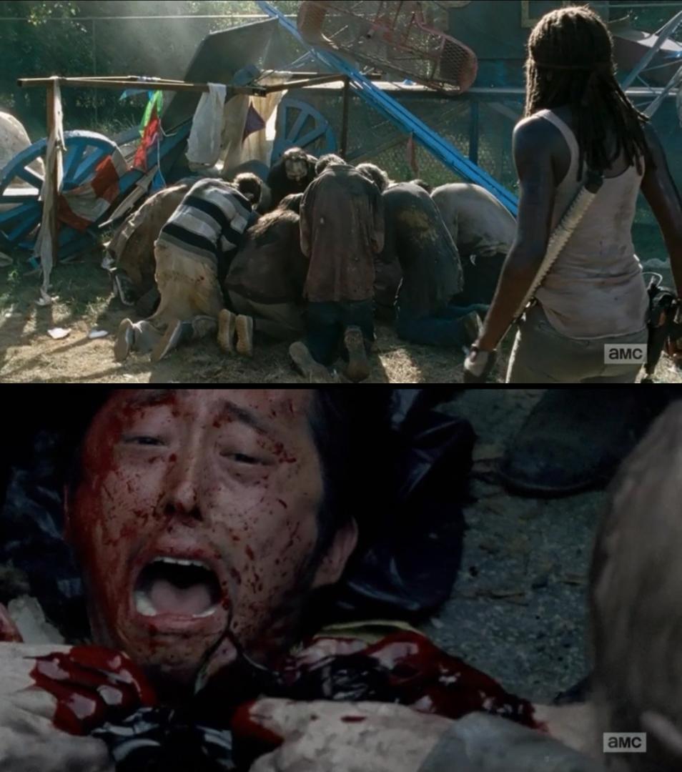 The Walking Dead 7x12 3. kép