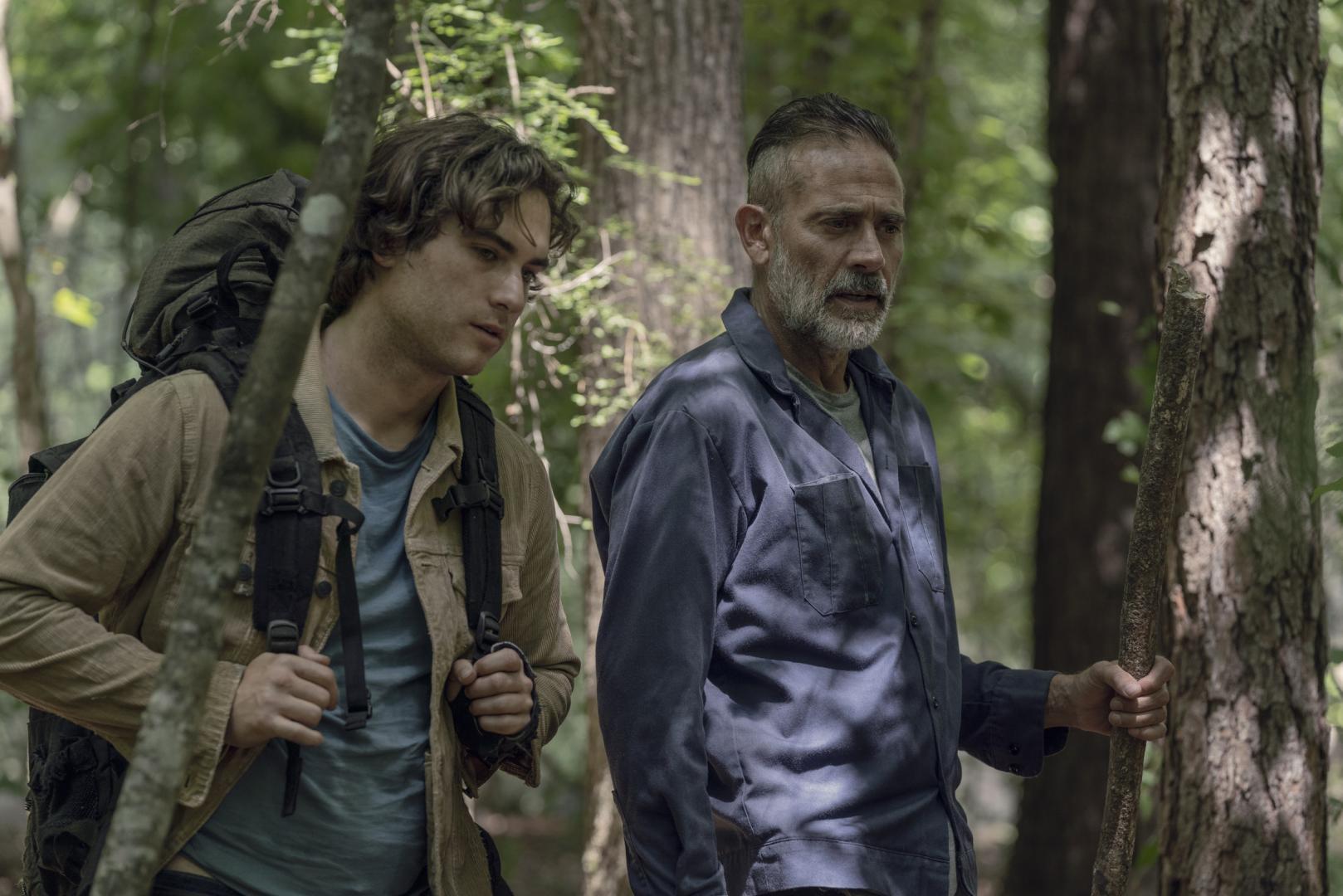 The Walking Dead 10x04-10x05