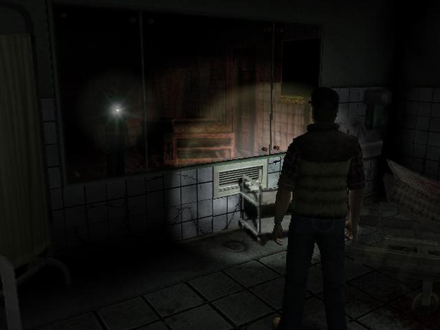 Silent Hill Origins (1. kep)